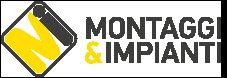 Montaggi & Impianti S.r.l. Logo